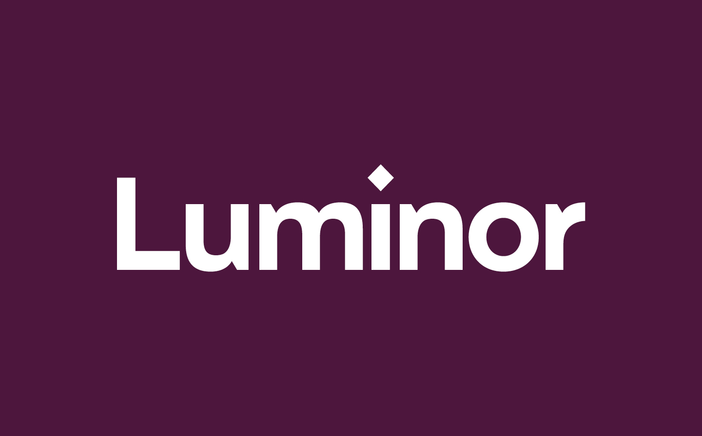 New brand name announced | Luminor
